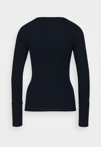 Abercrombie & Fitch - Long sleeved top - navy - 1
