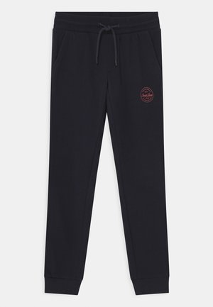 JJIGORDON JJSHARK - Spodnie treningowe - navy blazer