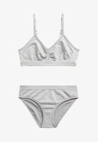 Mango - VALERIA - Bikini - grigio medio vigoré - 0