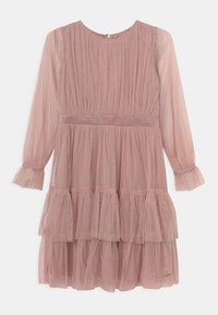 Anaya with love - BISHOP SLEEVE RUFFLE DETAIL  - Cocktailjurk - frosted pink - 0