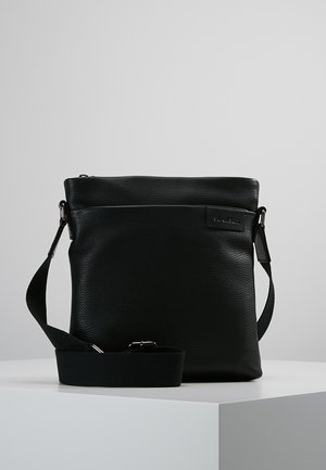 GARRET SHOULDERBAG - Across body bag - black