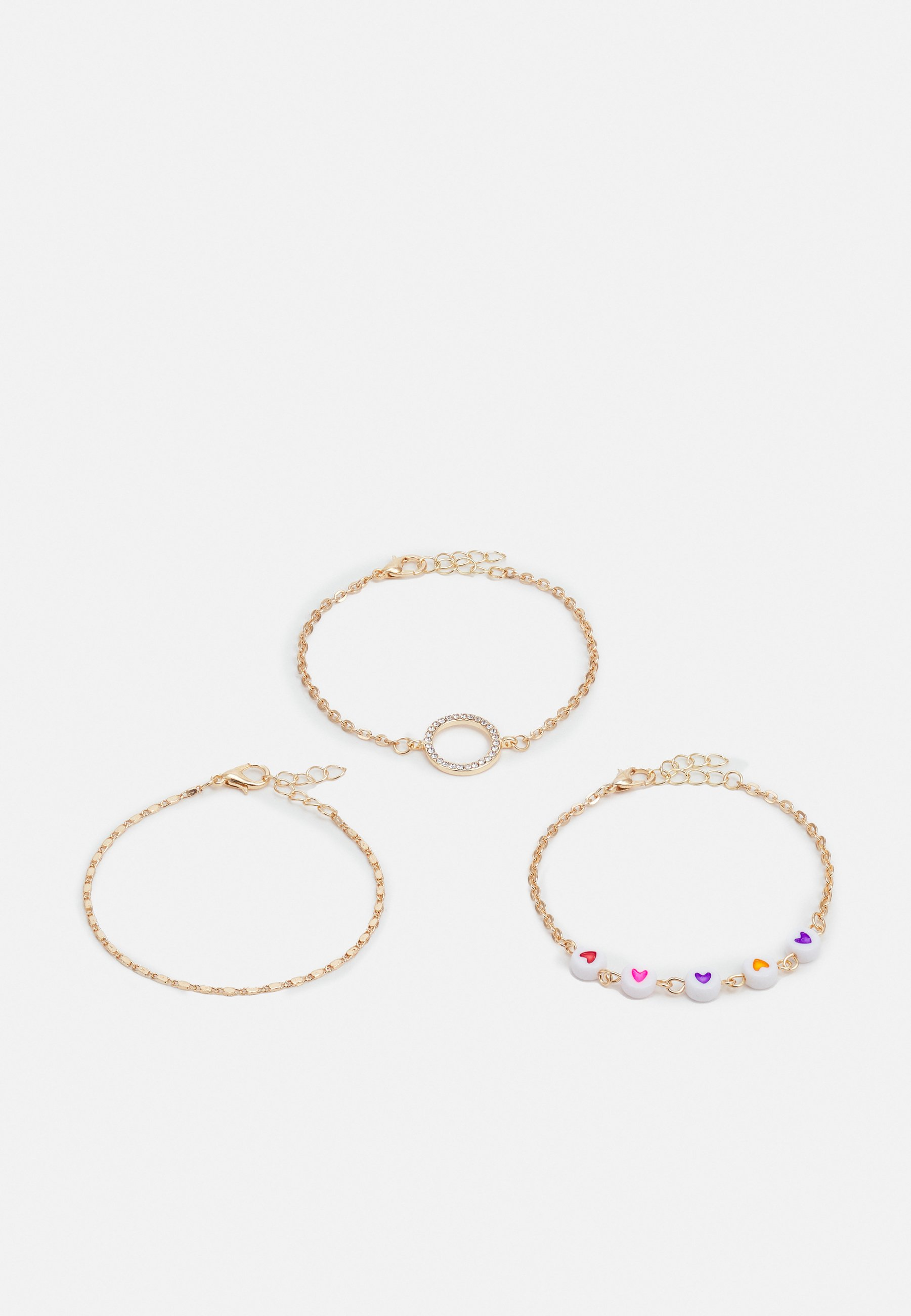 Femme HEARTINA BRACELET 3 PACK - Bracelet