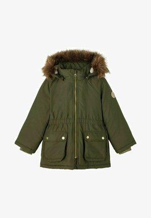 WATTIERT - Winter jacket - forest night