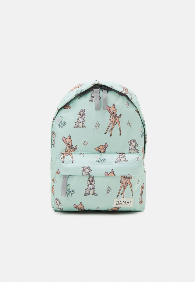 BACKPACK BAMBI LITTLE FRIENDS - Rugzak - mint