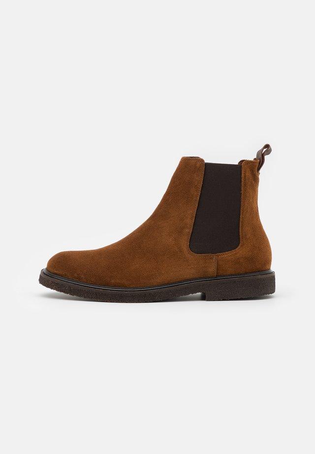 ALIAS  CHELSEA - Classic ankle boots - tan