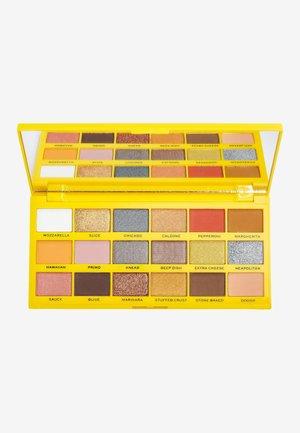 I HEART REVOLUTION TASTY PALETTE PIZZA - Eyeshadow palette - multi