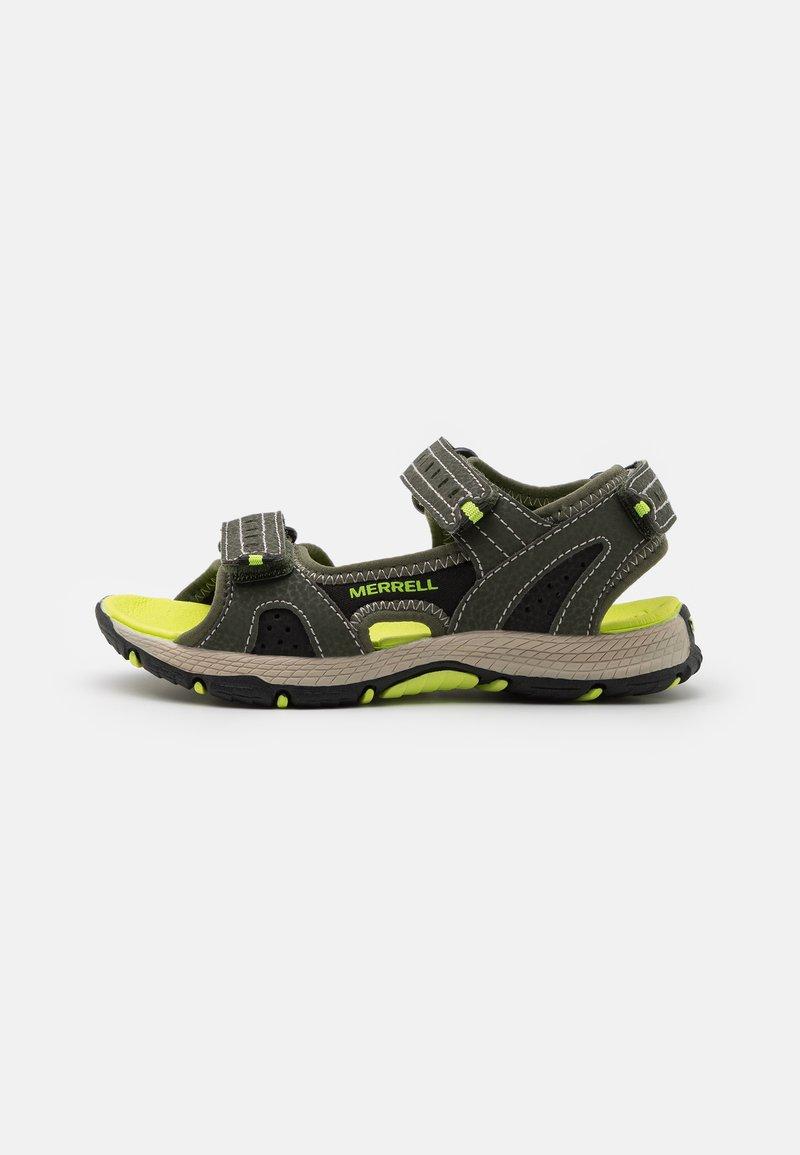 Merrell - PANTHER SANDAL 2.0 UNISEX - Chodecké sandály - olive