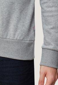 Napapijri - BOVES - Sweatshirts - med grey mel - 5