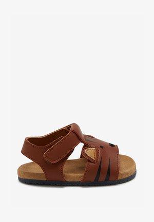 Sandalen - tan