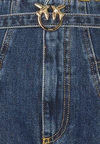 Pinko - NOVA - Shorts - dark-blue denim - 2