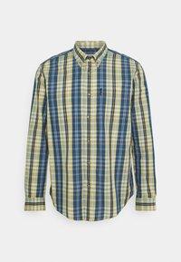 Ben Sherman - POP TARTAN CHECK - Overhemd - mood indigo - 6