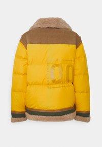 Diesel - EVAN JACKET - Winter jacket - yellow - 1