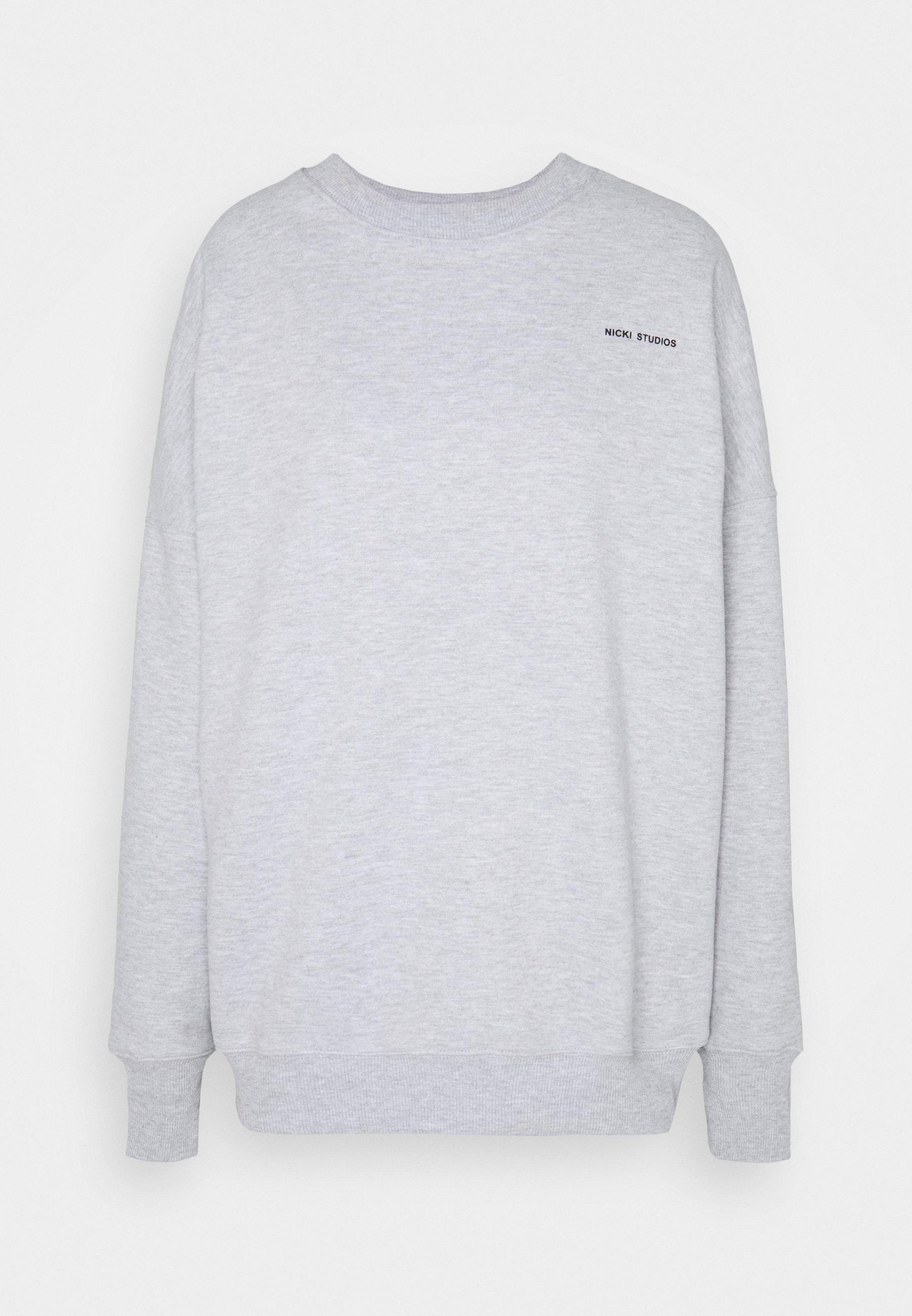 Women LOGOCOLLAGECREWNECK - Sweatshirt