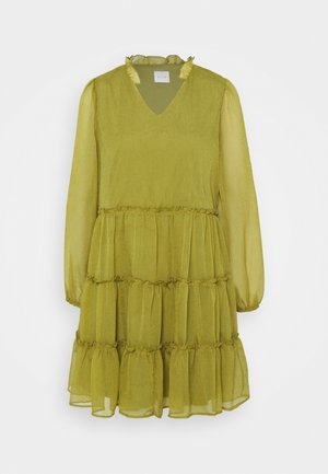 VIDITA DRESS - Vestido informal - green olive