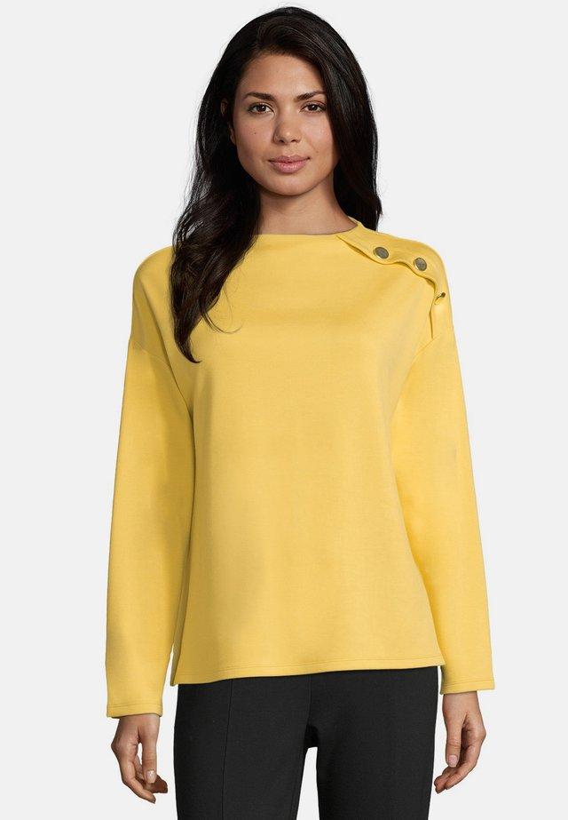 Sweatshirt - super lemon