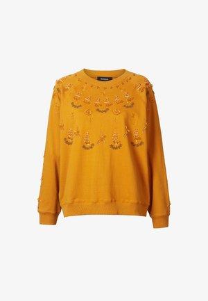 JEWEL - Sweatshirt - yellow