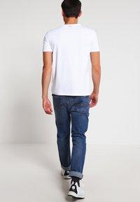 HUGO - 2 PACK - Jednoduché triko - white - 2