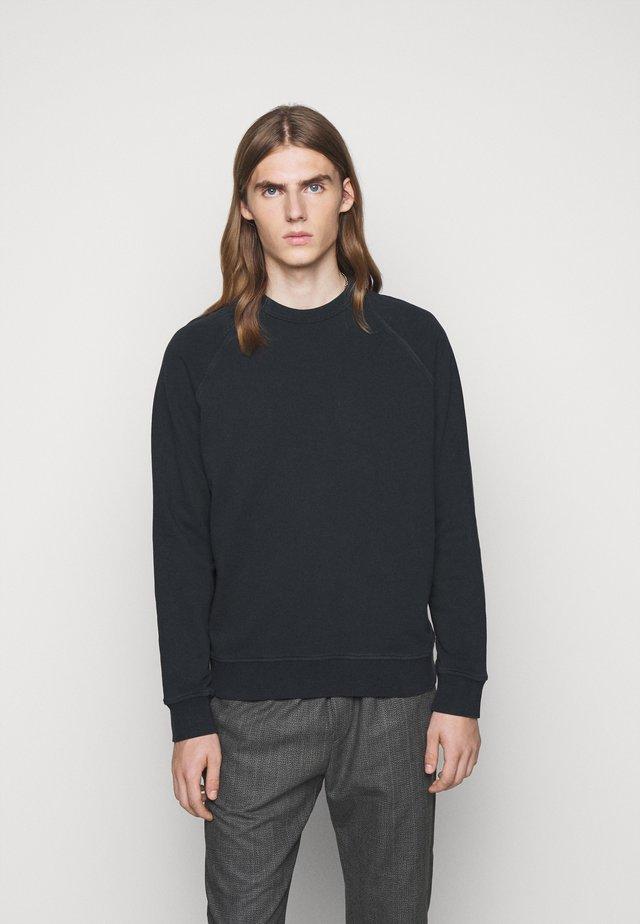 SCHRANK RAGLAN - Sweatshirt - black