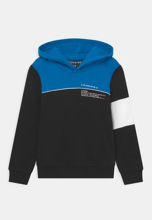 HOODED UNISEX - Collegepaita - electric blue