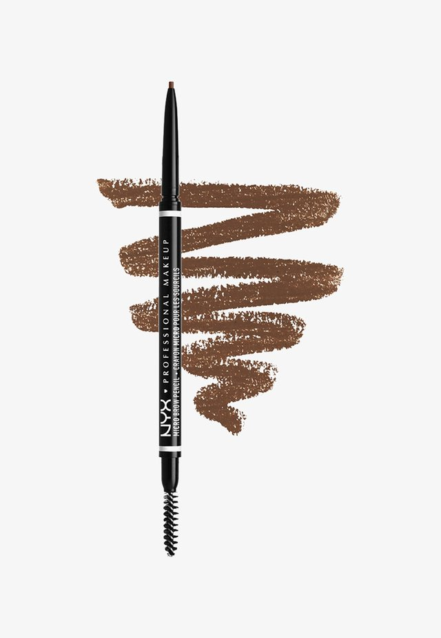 MICRO BROW PENCIL - Eyebrow pencil - 4 chocolate
