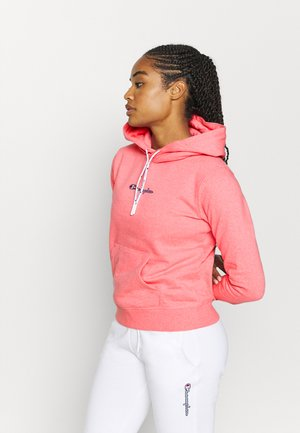 HOODED ROCHESTER - Hoodie - pink