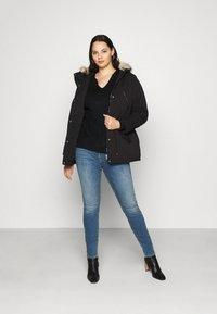 Zizzi - AMY - Jeans Skinny Fit - blue denim - 1