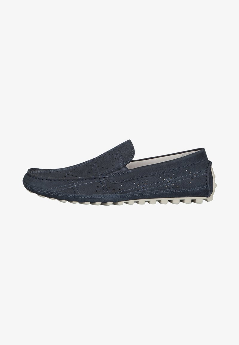 TJ Collection - Slip-ons - navy
