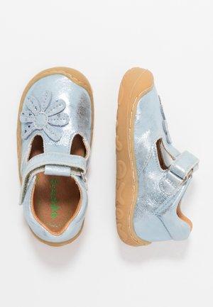 MINNI MEDIUM FIT - Baby shoes - light blue