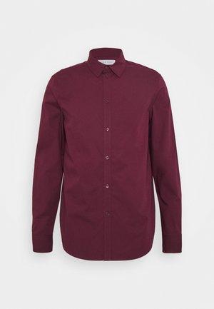 Formal shirt - bordeaux