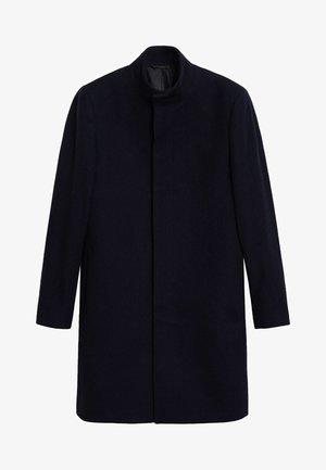 FUNNEL - Classic coat - dunkles marineblau