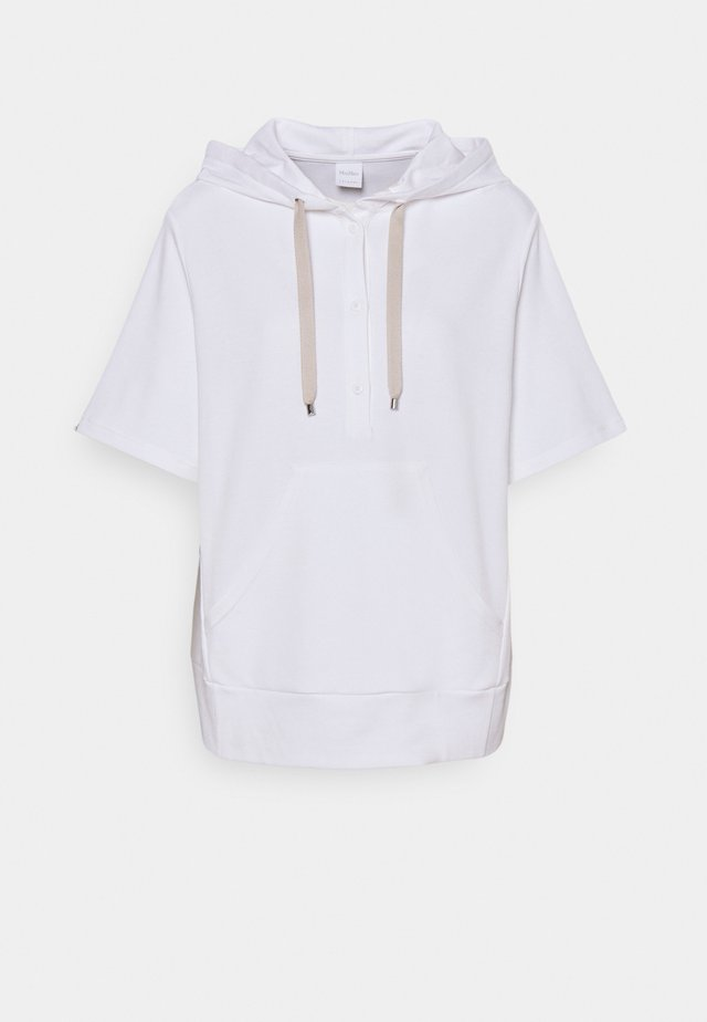 MILORD - Sweat à capuche - white