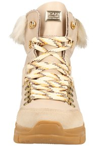 Scapa - Lace-up ankle boots - beige - 5