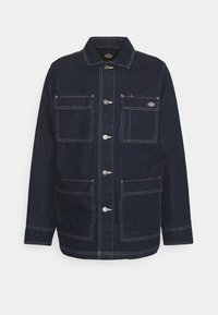 Dickies - MORRISTOWN - Giacca di jeans - rinsed indigo/blue - 4