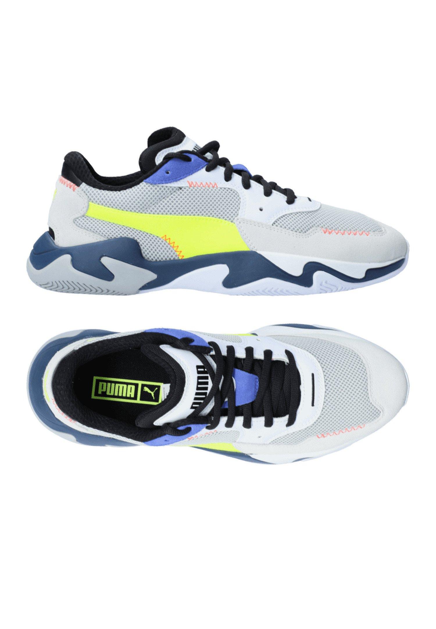 SCHUHE HERREN - Sneaker low - weissgrau