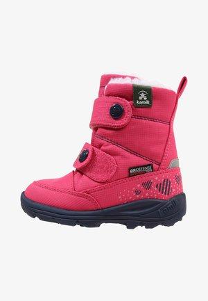 PEP - Snowboots  - rose