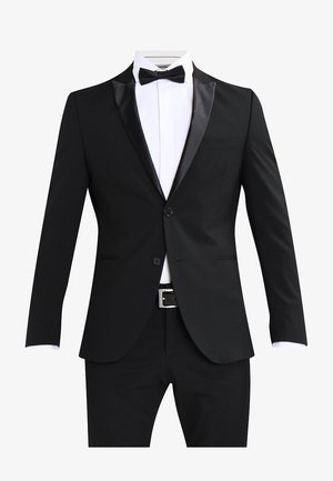 SHDNEWONE PEAKLOGAN SLIM FIT - Suit - black