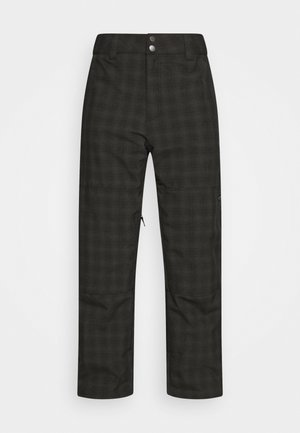 TUCK KNEE  - Pantaloni da neve - black