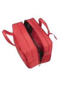 Samsonite - B-LITE ICON - Weekend bag - red - 3