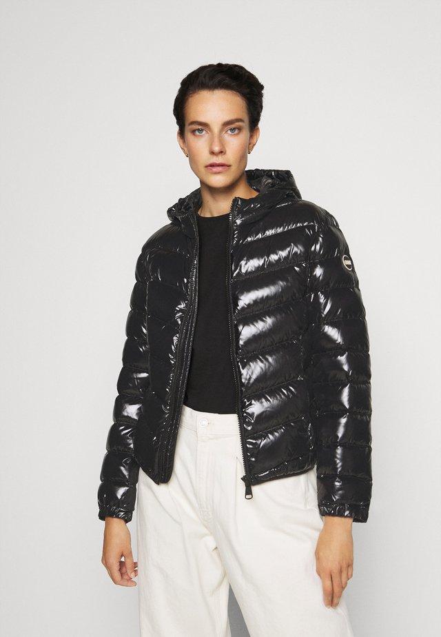 LADIES JACKET - Down jacket - black