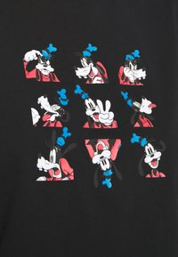 Levi's® - DISNEY MICKEY AND FRIENDS - Print T-shirt - black - 5