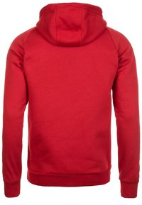 adidas Performance - CORE ELEVEN FOOTBALL HODDIE SWEAT - Bluza z kapturem - red/white