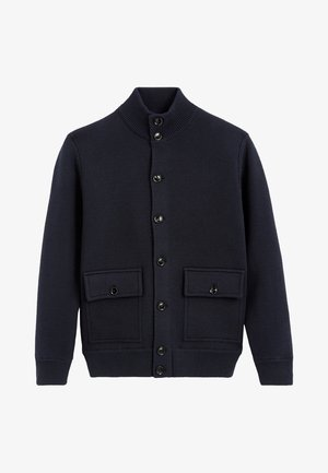 Cardigan - navy blue