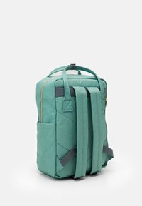 anello - SQUARE BACKPACK UNISEX - Rucksack - mint green - 1