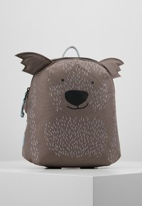 Lässig - BACKPACK ABOUT FRIENDS CALI WOMBAT - Batoh - brown - 0