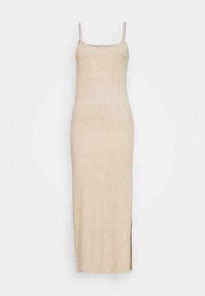Denní šaty - beige mélange