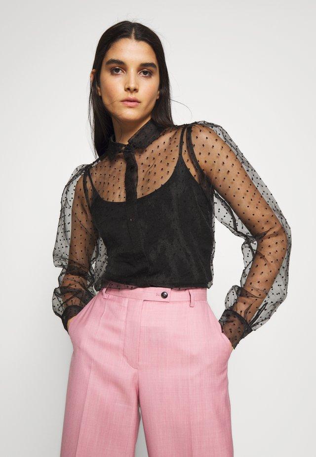 HALO - Camicia - black