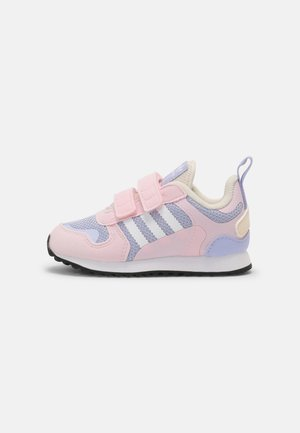 ZX 700 HD UNISEX - Trainers - clear pink/white