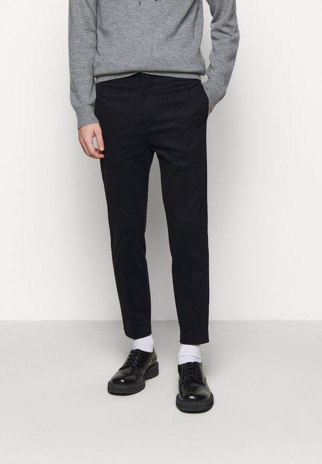 SOSA - Pantalon classique - black