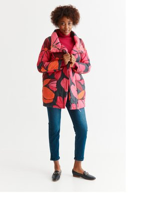 NEDISA - Winter coat - fuschia pink