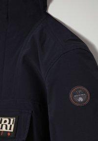 Napapijri - RAINFOREST WINTER - Light jacket - blu marine - 3